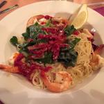 Here's how the shrimp misto looks like