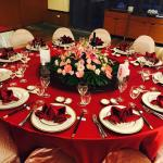 藍天麗池飯店花開宴宴會廳照片