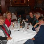 Marlies, Christa, Maree, June and I
