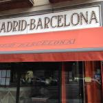 Photo de Madrid - Barcelona