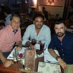 Café de la Flor Plaza Rio Foto