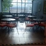 2nd floor continental breakfast room