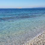 Photo de Spiaggia delle Ghiaie