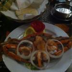Seafood cold starter