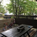 Ashinoko Camp Mura Foto