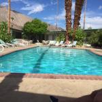 Foto de Twin Palms Resort