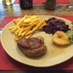 Pheasant and Chips at De Paterstafel - October 24, 2015