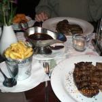 Fisch und Steakhouse Foto
