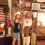 Hanging at Big Nose Kate's Saloon