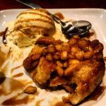 Omg !! Warm Apple Crostada is the bomb !!!