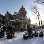 Notre bâtiment de 1870 - Our building from 1870