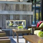 Outdoor Dining at Timber Kitchen and Bar