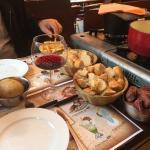 Fondue bourguignonne et fondue savoyarde
