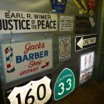 Vintage Signs for sale