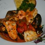 zuppa di pesce (fish cassoulet)