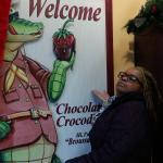 Foto de The Chocolate Crocodile