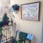 Antonella room terrace