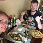 Вкусные и большие порции тайской еды
