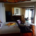 Water Villa Rooms