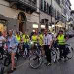 Bike tour by night