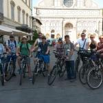 Bike tour in the afternoon