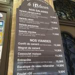 Nicoise and Paysanne salads