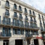 façade de l hotel MONA LISA