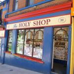 The Holy Shop in Waterloo Street  Derry