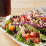 Strawberry Fields Salad