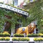 Foto di Hotel zum Goldenen Lowen