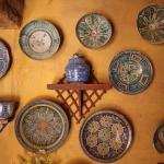 moroccan plates (156749831)