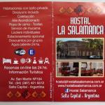 Hostal La Salamanca comodidades
