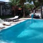 piscina de la posada