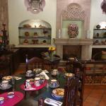 Foto de Antigua Capilla Bed and Breakfast
