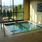 Whirlpool Spa with our Indoor Pool
