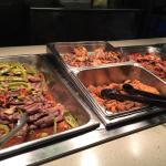 Grand Buffet at Lucky Eagle Casino