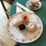 Hunted all over Swanage  for a cream tea ,this was worth the trouble . We went to about ten plac