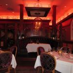 River City's 1904 Steak House interior