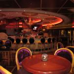 River City's 1904 Steak House bar interior