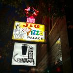 J & G Pizza Palace Photo