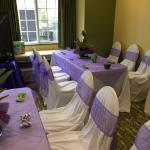 Reservations for Meeting Room Baby shower