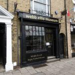 The Webb Ellis Rugby Football Museum