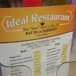 Photo de Ideal Restaurant