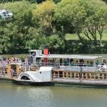 Waimarie Paddle Steamer is available for private charter cruises