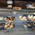 Nonna's cupcakes, cakes, tarts