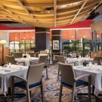 Metropolitan Restaurant evening style