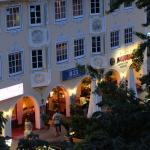 Рестораны-бары рядом с отелем