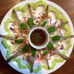 Nein tong seafood....