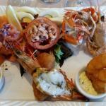 Le plat que je recommande: 6 produits de la mer