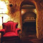 Cappadocia Castle Cave Hotel